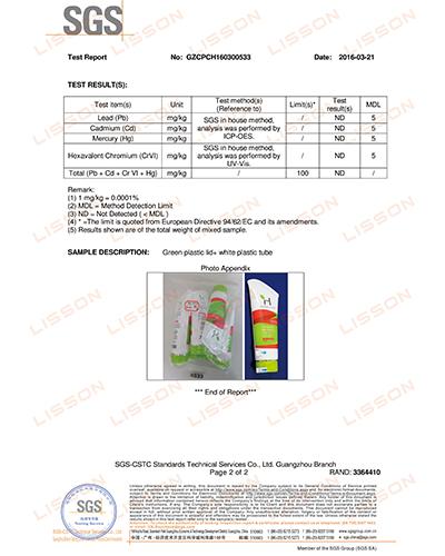 100ml round tube with acrylic screw cap for shampoo-12