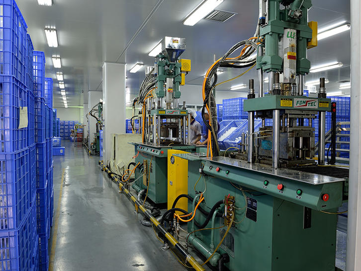 High efficiency heading machine for PE tube and Welded tube