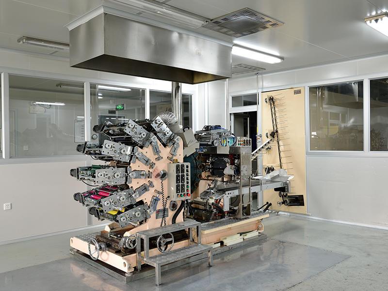 6 색 오프셋 인쇄 기계