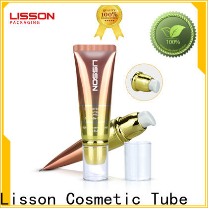 Lisson empty lotion pump packaging for lotion