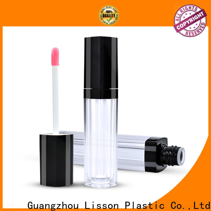 Lisson empty lip gloss tubes manufacturer hot-sale