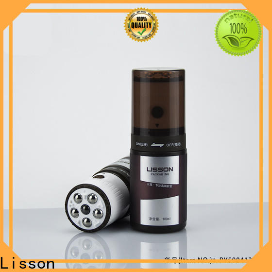 Lisson best factory price cosmetic bottle distributor popular wholesale