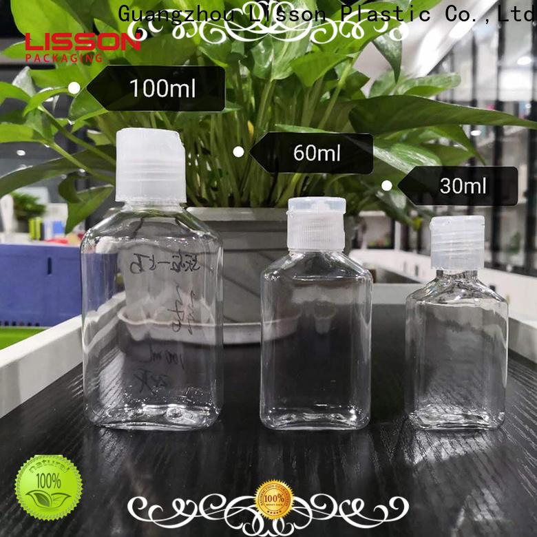 Lisson wholesale pump bottles popular wholesale