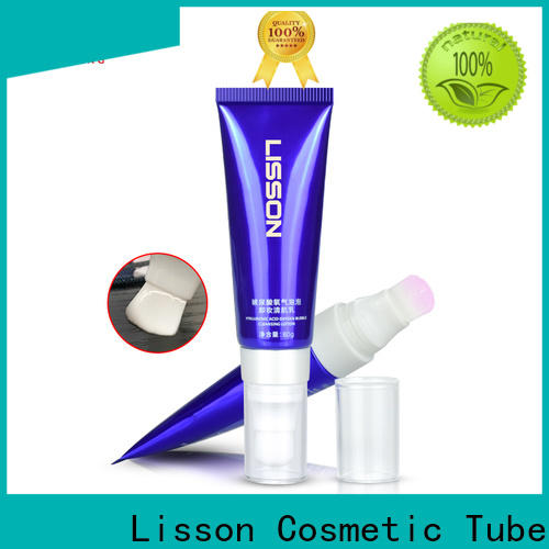 Lisson cosmetic tube luxury for packing