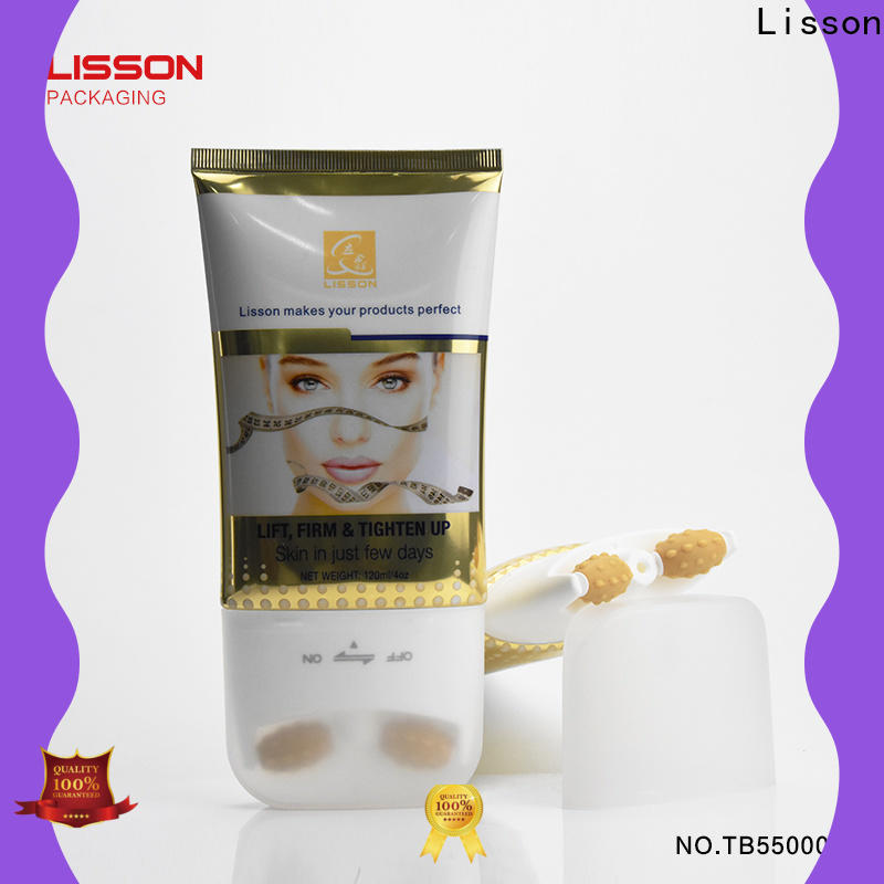 Lisson packaging cosmetic tube luxury for packaging