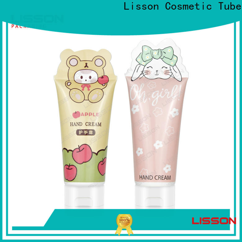 Lisson low cost body cream packaging packaging manufacturer for packing