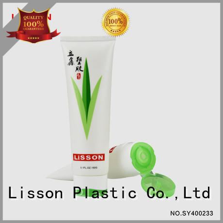 Lisson coating empty squeeze tube containers wholesale for lip balm