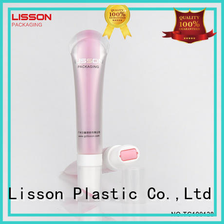 oem service empty lip gloss containers customized for packaging Lisson