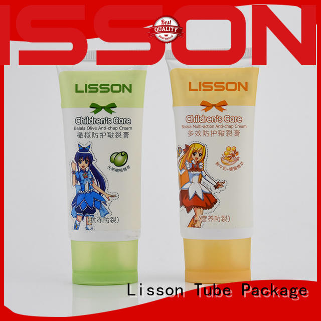 hand soft abl  Lisson Tube Package Brand