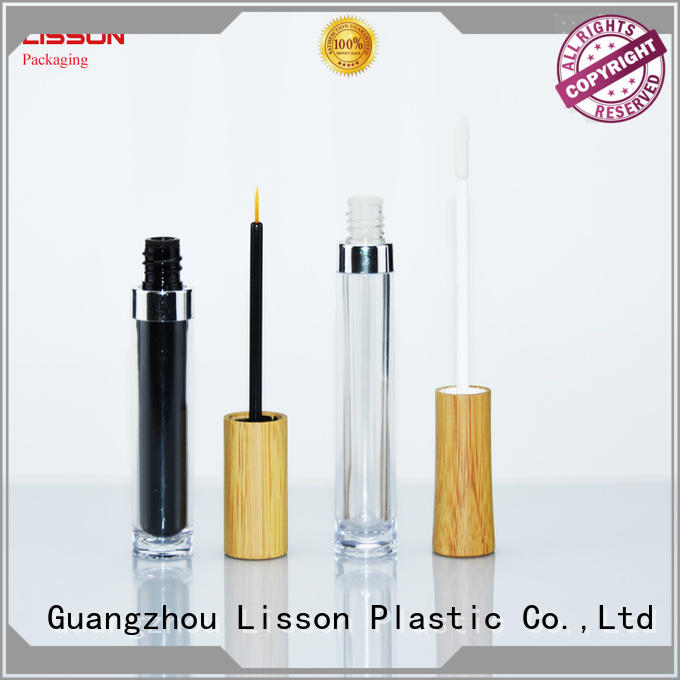 applicator lip balm tubes customized for cosmetic Lisson