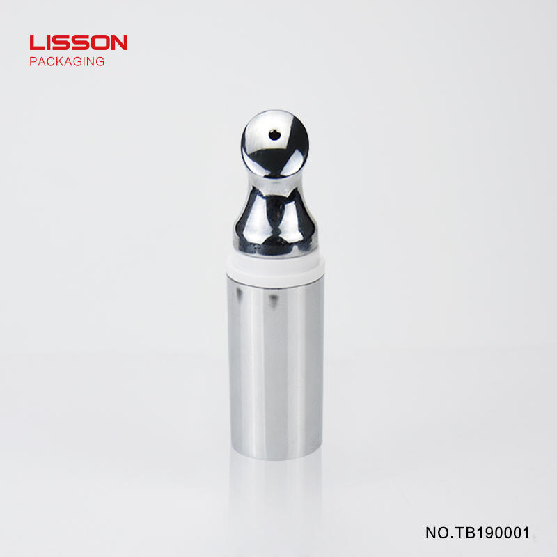 15-20ml vibration eye cream tube without switch