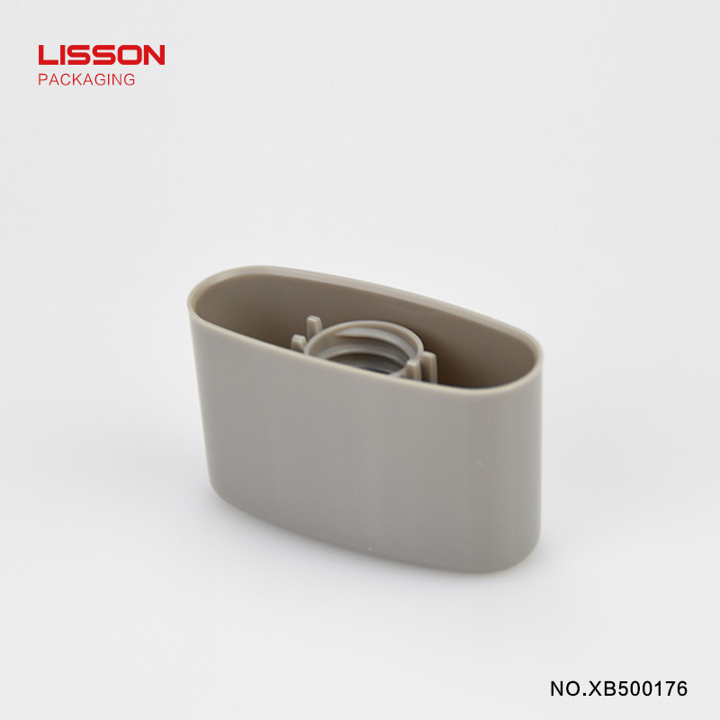 150ml cosmetic plastic oval tube for moisturize cream-7