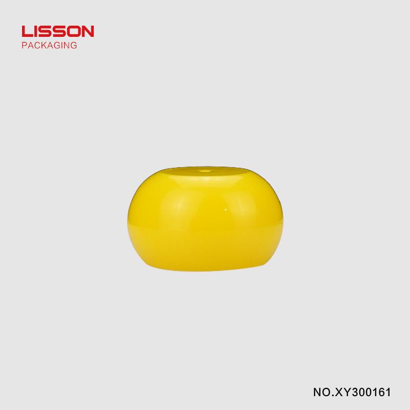 Custom hand cream refillable plastic soft tube