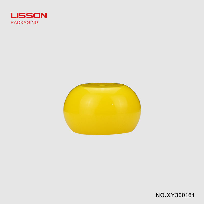 Lisson low cost lotion tubes special shape for storage