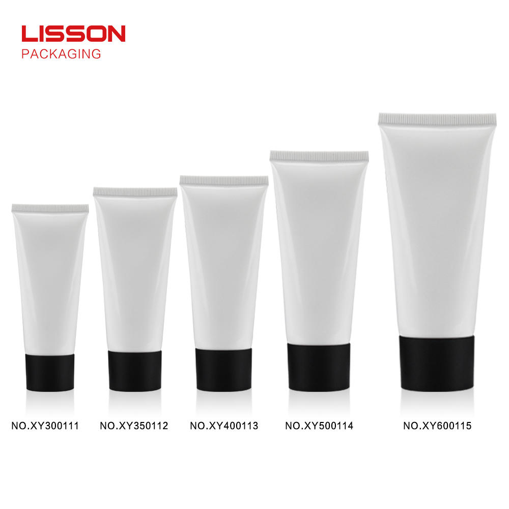 top screw plastic tubes with screw caps tube Lisson Tube Package company