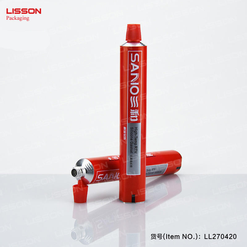 Massage Oil Aluminium Tubes D27