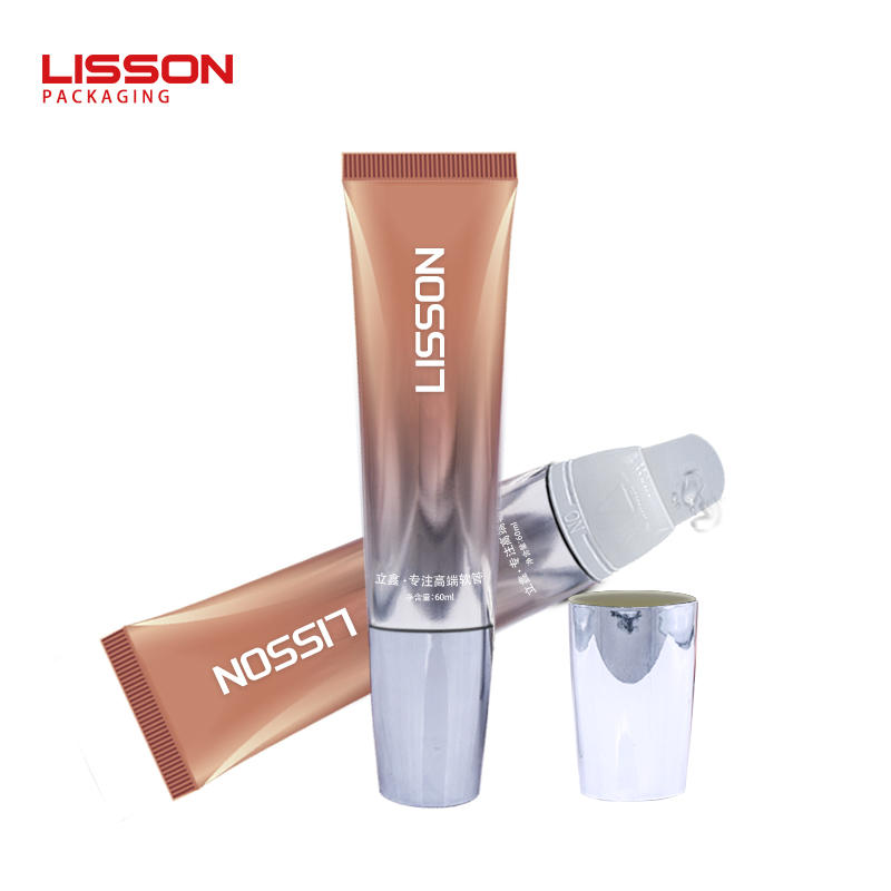 50ml Oval Lotion Tube for Facial mask