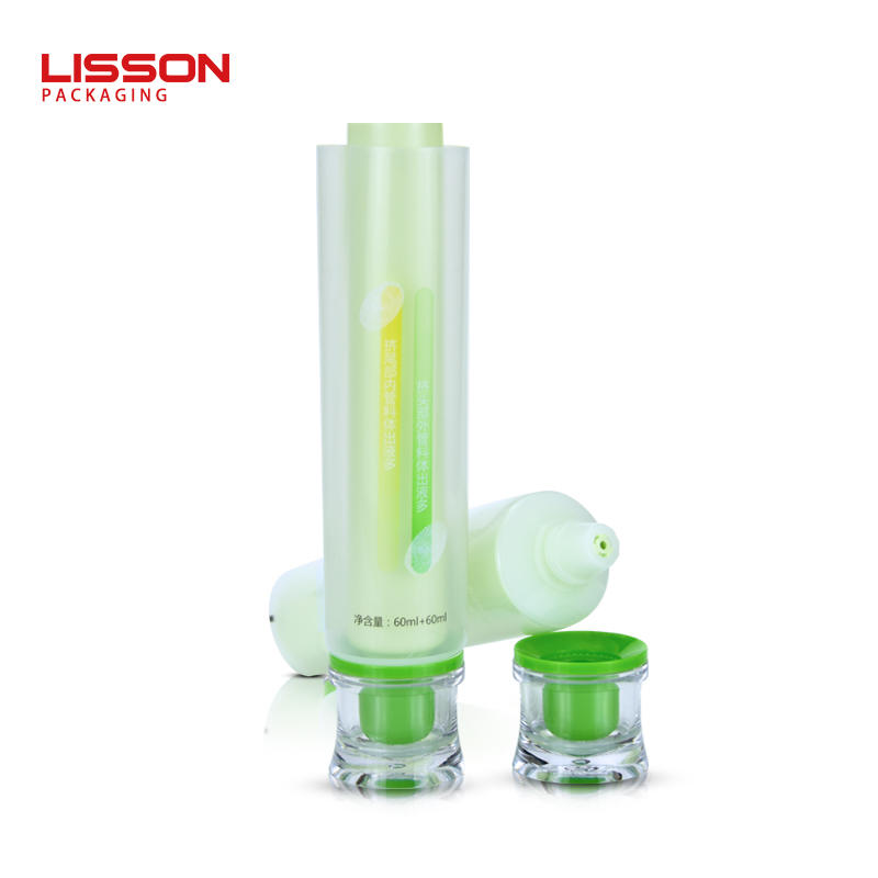 120ml Dual Chamber Lotion Tube Wholesales