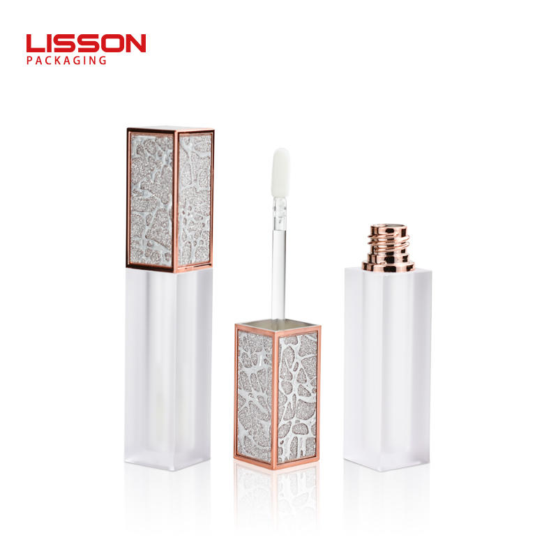 New Arrivals 6ml Luxury Empty Lip Gloss Container for Wholesales