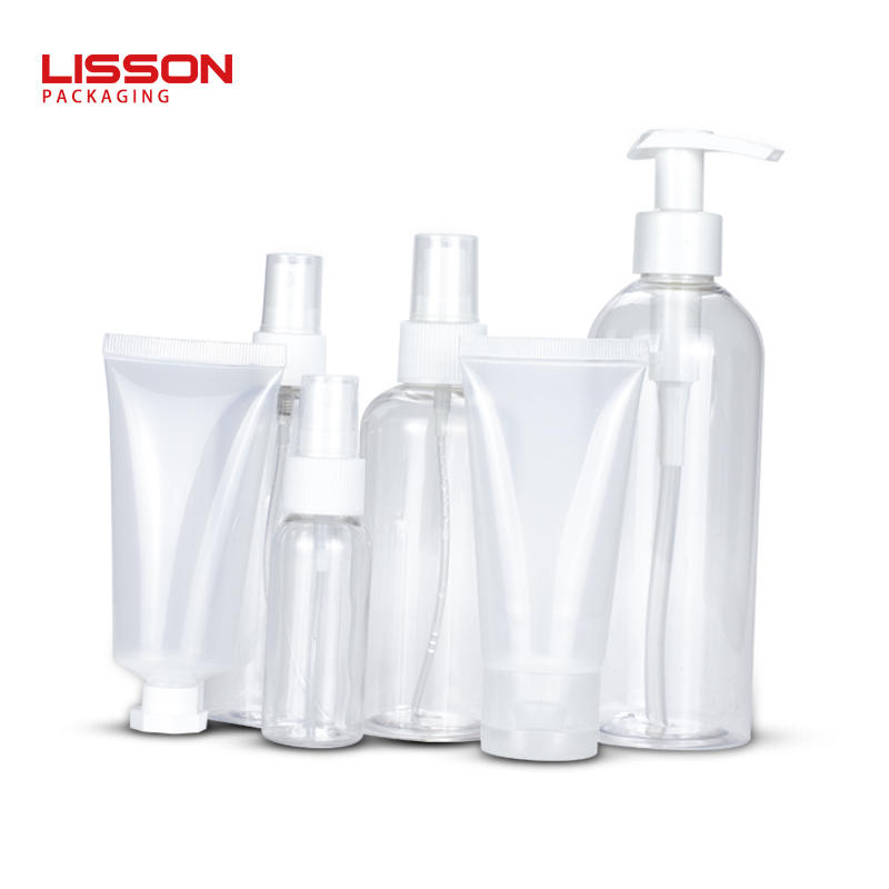 Supply Large Quantity Empty Plastic Cosmetic Tube and Spray Bottles
