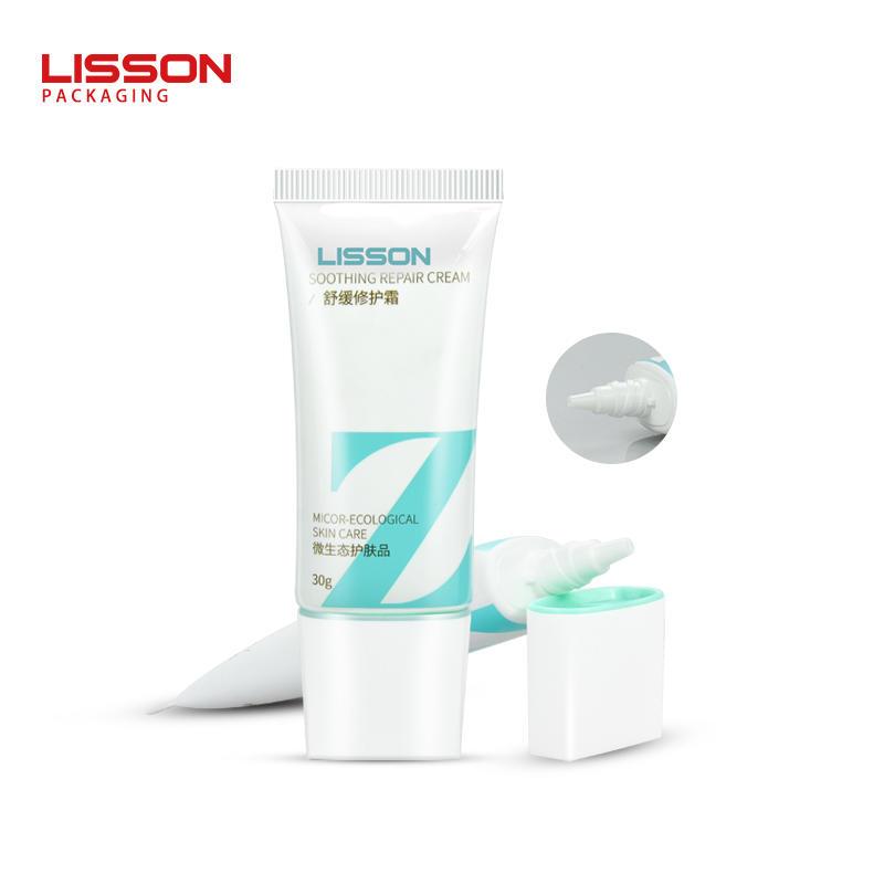 30ml BB Cream Isolation Cream Plastic Tube Packaging