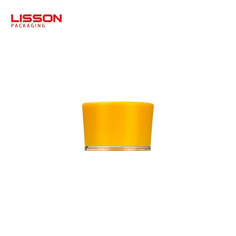 60ml Five Layer PE Sunscreen Bottle