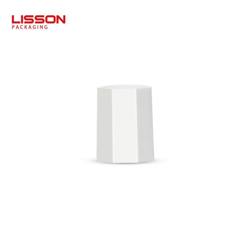 마름모 모양 뚜껑 oem-lisson으로 최고의 품질 50ml 화장품 플라스틱 짜기 튜브