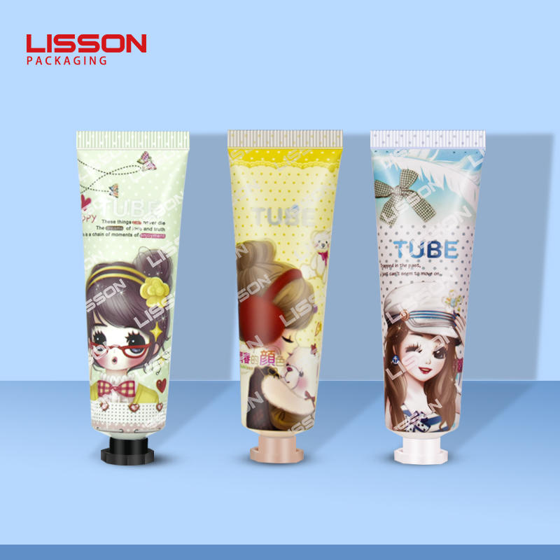 30ml Cosmetic Tube Plastic Squeeze Tube Hand Cream Packaging Manufacturer