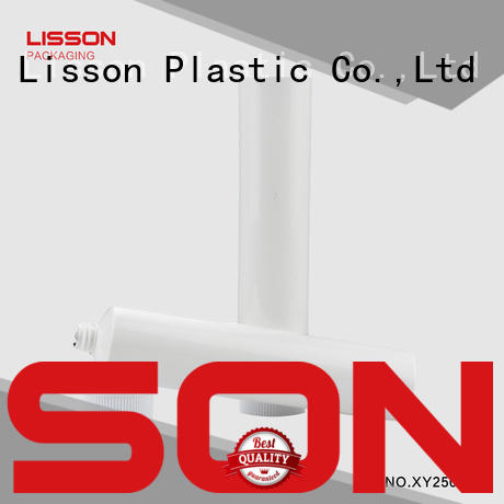 cosmetic packaging supplies rounded angle for makeup Lisson
