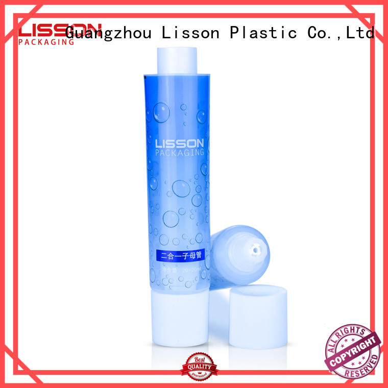 Lisson free sample lotion tubes at discount for storage