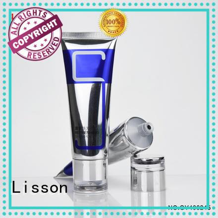tube cleanser  soft packagingl Lisson Brand