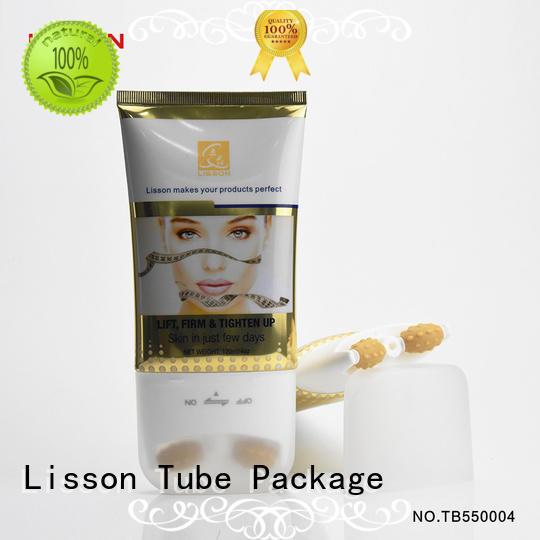 bottle  rotary skin Lisson Tube Package Brand