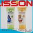 refillable hand cream tube packaging screw cap for packing Lisson