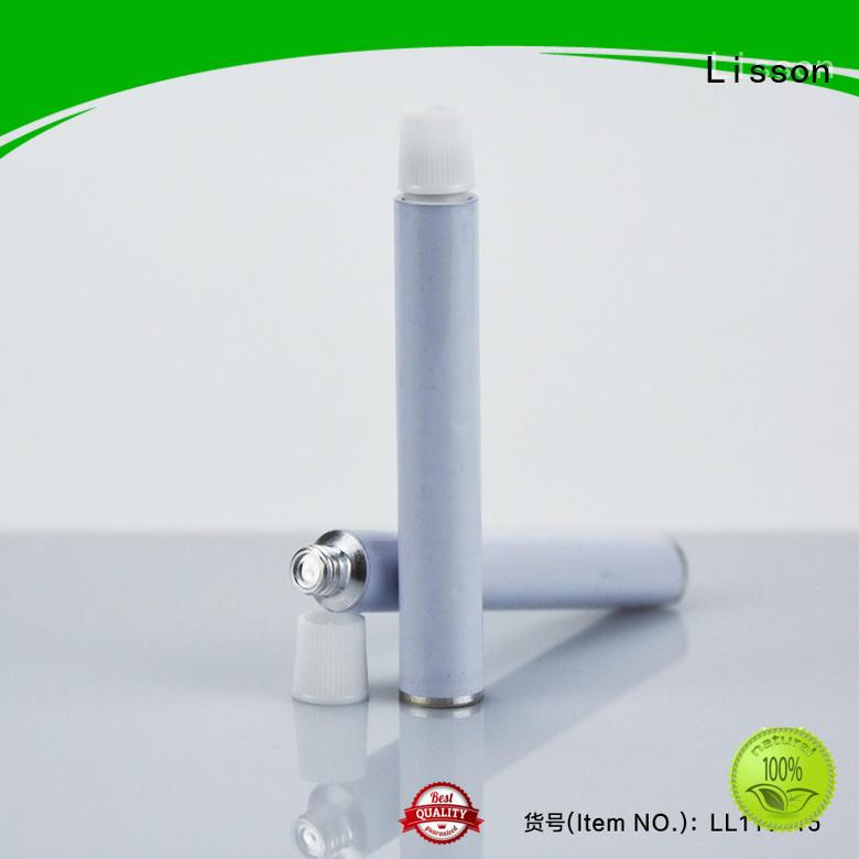 Lisson metal tube packaging aluminium for packing