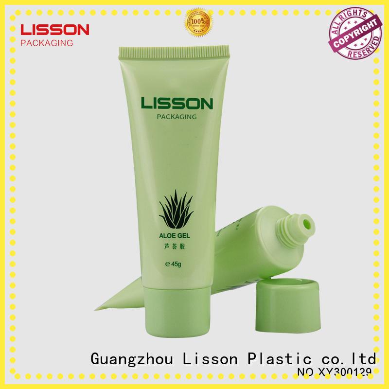 Quality Lisson Brand cap plastic tube caps
