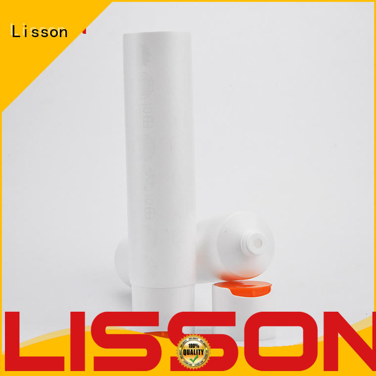 Lisson free sample cosmetic packaging companies OBM for packaging