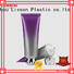 electrified cosmetic tube containers aluminum screw Lisson