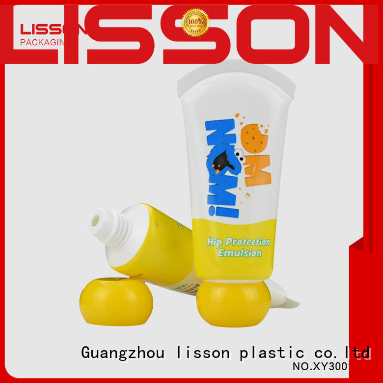 refillable soft Lisson Tube Package Brand