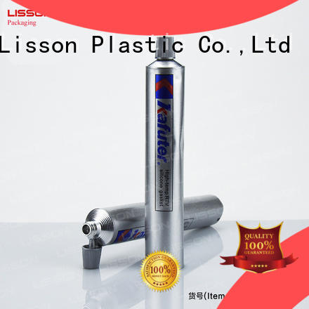 aluminium aluminum lotion tubes best supplier for ointment Lisson