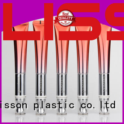 single cream gloss empty tubes for creams Lisson Tube Package Brand
