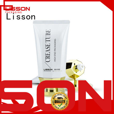 Lisson vertical lotion tubes wholesale top quality for essence