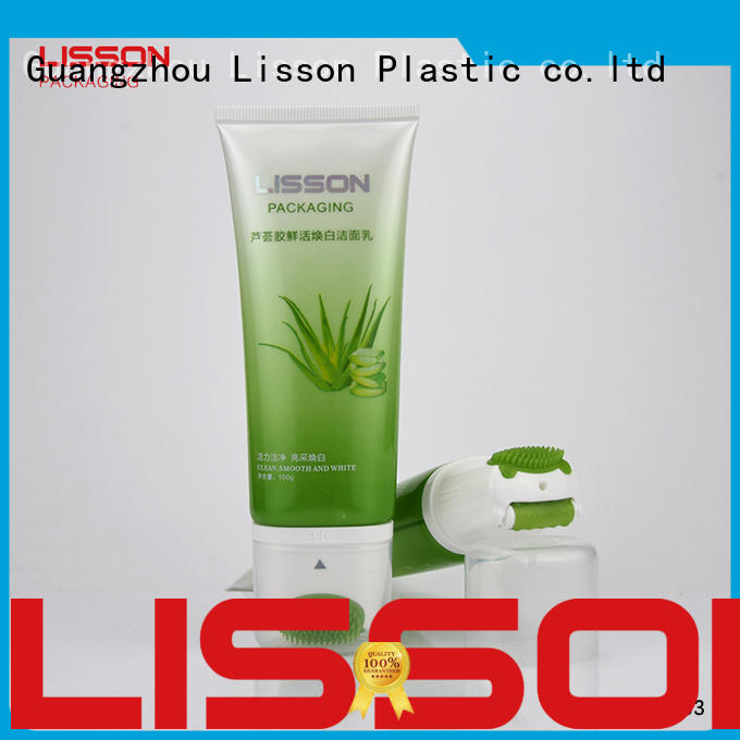 biodegradable wash lotion cleanser  Lisson Brand