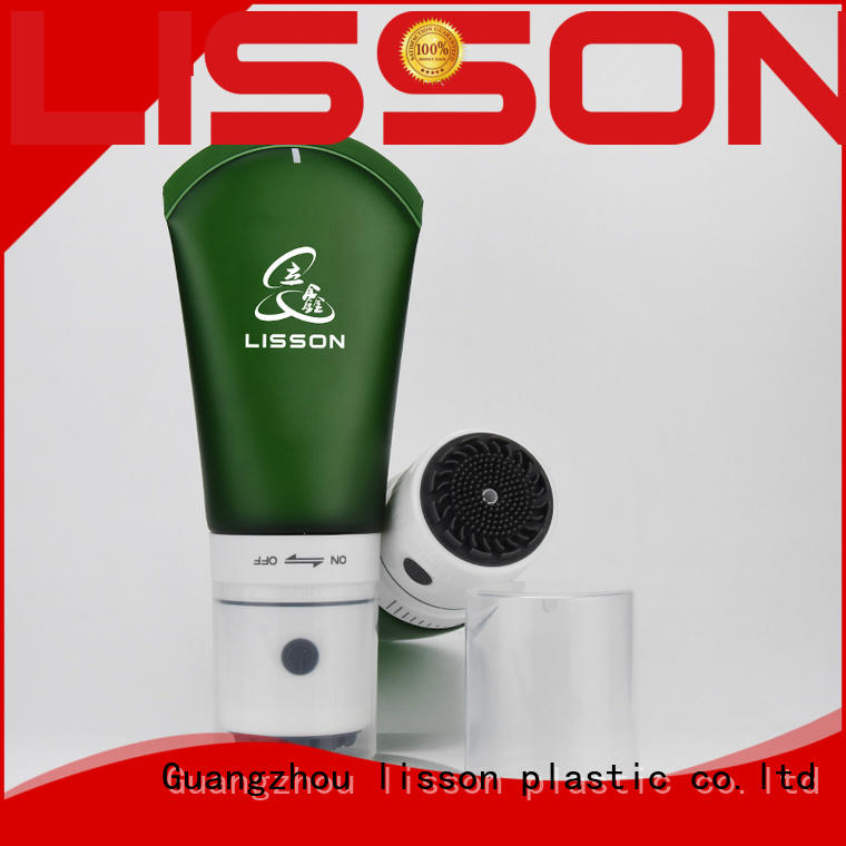 vibration cap clean  convenient Lisson Tube Package Brand