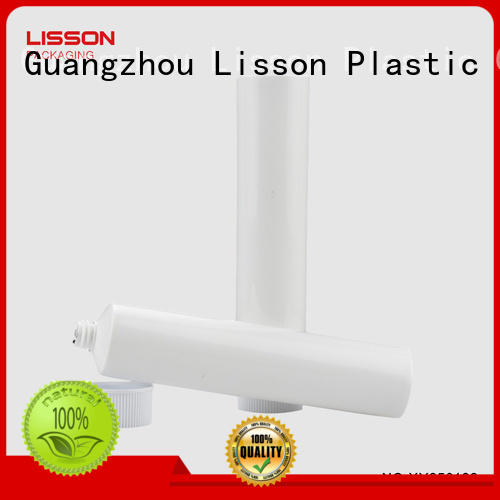 plastic tubes with screw caps screw cap for lotion Lisson