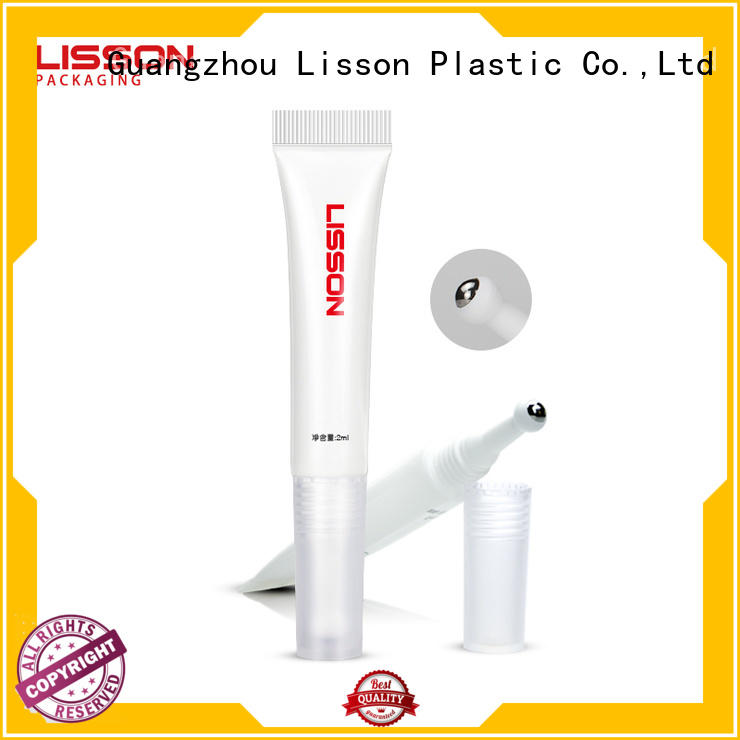 Lisson top brand cosmetic tube for toiletry