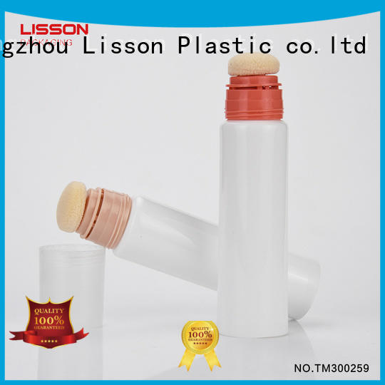 cosmetic tube manufacturers facial squeeze Lisson Brand company