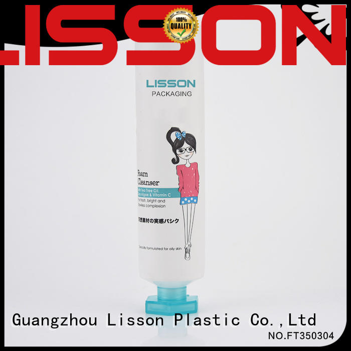 Lisson tubes squeeze tubes wholesale top quality for sun cream