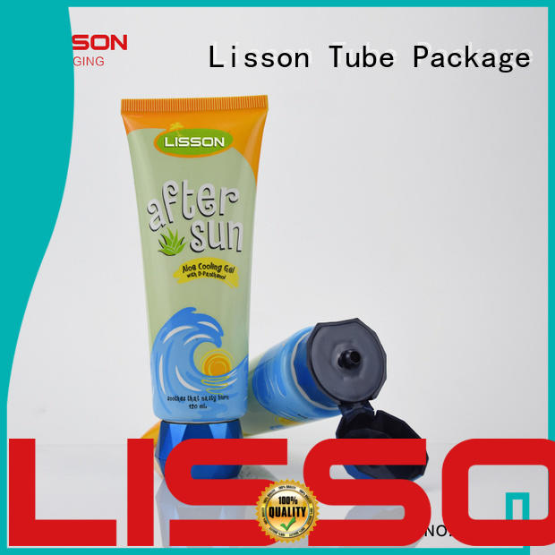 Wholesale combination round  Lisson Tube Package Brand