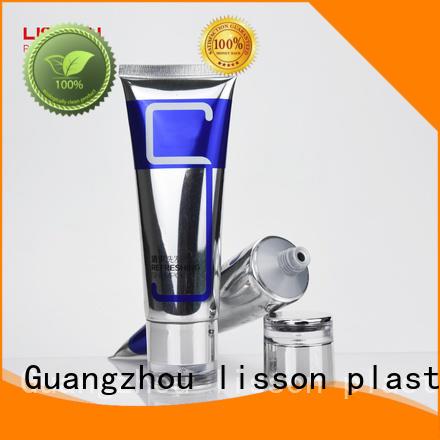 mens acrylic soft Lisson Tube Package Brand