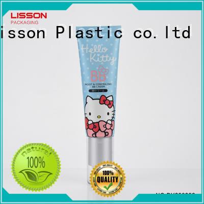 Lisson Brand head aluminum custom pump tops for bottles